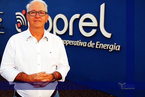 Jânio Vital Stefanello – Presidente da Coprel