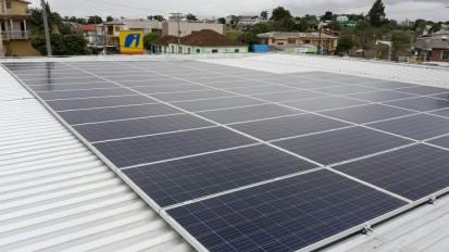 Sistema instalado no Posto Avenida – Fortaleza dos Valos/ RS